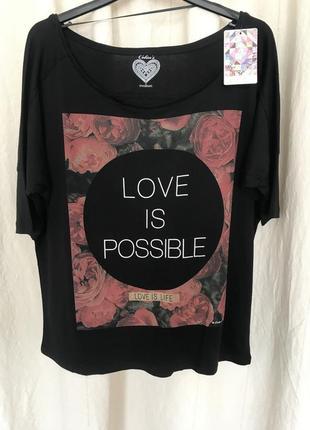 Стильна футболка colin's
