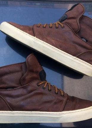Кеды - ботинки vans otw