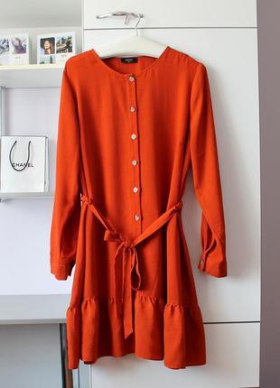 Очень красивое платье большого размера от papaya