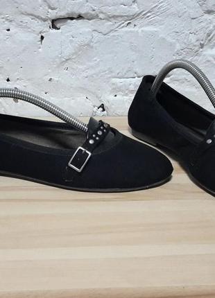 Базовые балетки туфли от tamaris