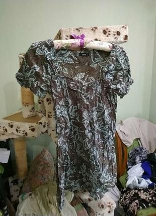 Блуза rise 12 размер 💯 коттон