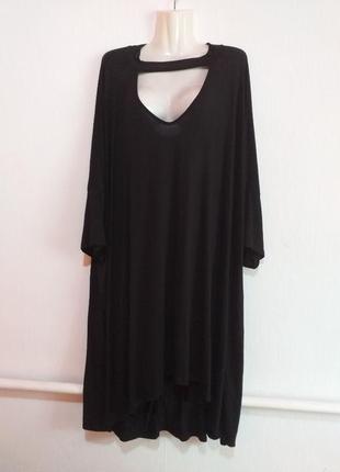 Красивое платье туника большего раз.28/30 и выше
