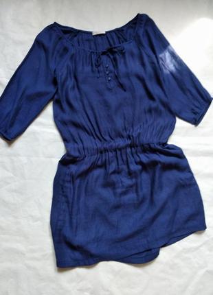 Платье сукня с кулиской по горловине