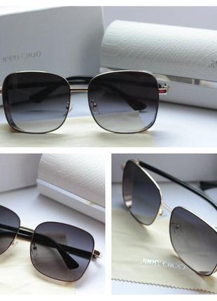 Красивые очки с блестками