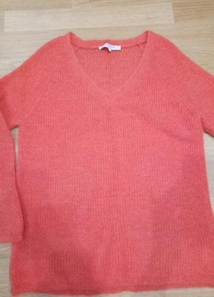 Gerard darel мохеровый свитер