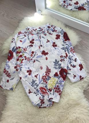 Marks&spenser вискозная блуза