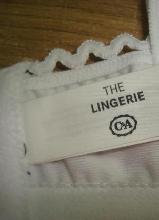 Lingerie-германия-белоснежный тонкий бюстгальтер5 фото