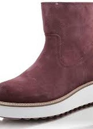 Apple of eden зимние ботинки. размер 41,5