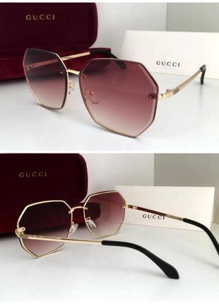 Новинка 2019 красивые женские солнцезащитные очки линзы градиент