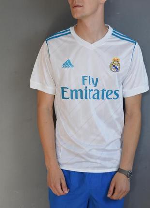 Футболка adidas x real madrid t-shirt