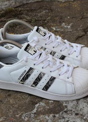 Кроссовки adidas originals superstar w the farm company. оригінал
