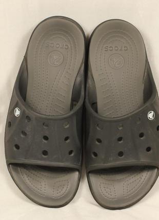 Шлепанцы crocs размер 42