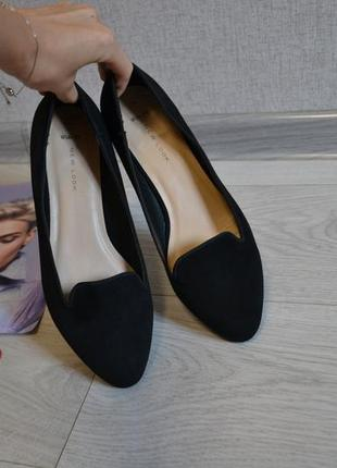 Стильные  балетки туфли лоферы слиперы