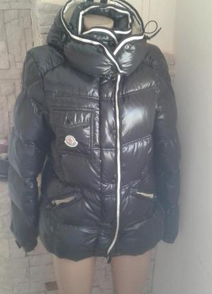 Куртка(натуральний пух).moncler