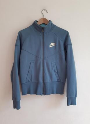 Толстовка кофта на молнии куртка в стиле спорт-шик бомбер