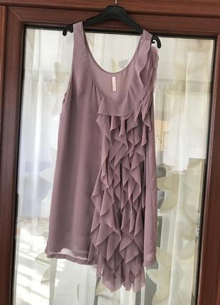 Туника стильная платье дорогой бренд second female размер м