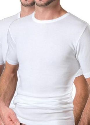 Набор хлопковых футболок 2 шт. livergy  р. m цена за набор.