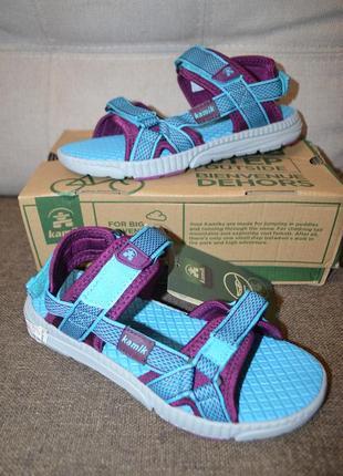 Спортивные босоножки сандалии kamik