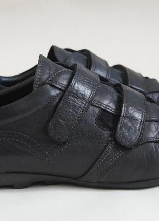 Кожаные туфли levis(оригинал)