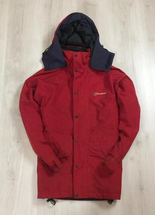 Ветровка berghaus куртка легкая бергхаус мужская