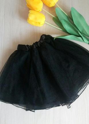 Фатиновая юбка пачка h&m