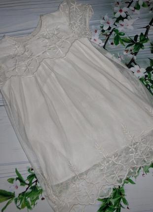 Платье h&m 2 г рост 92 см,
