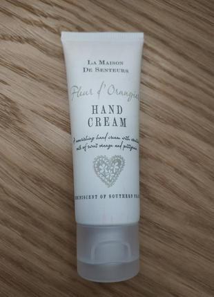 Шикарный крем для рук от marks & spencer, оригинал!