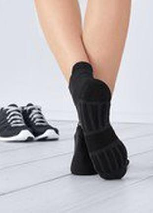 Функциональные носки для бега унисекс tcm tchibo германия