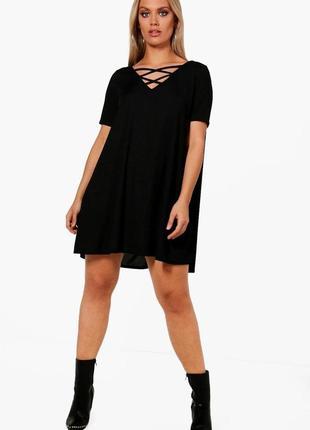Пляжное платье + size