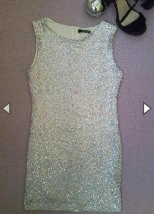 Короткое платье  от tfnk