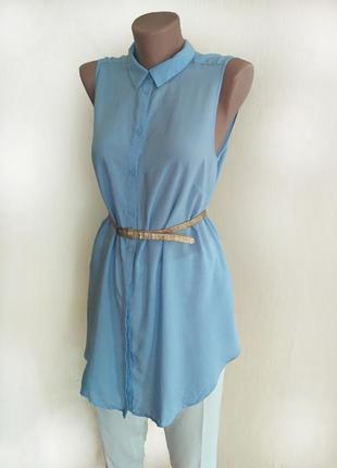 Блуза туника от h&m mama 36