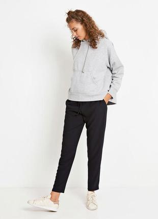 Классные зауженные брюки на резинке 12-14 envii