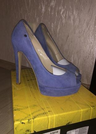 Новые женские босоножки на каблуке antonio biaggi