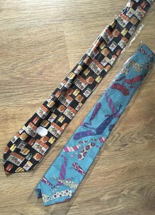 Галстук с галстуками от mack seven