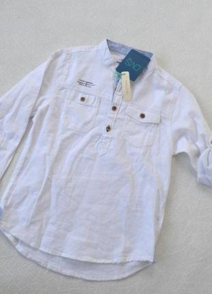 Рубашка льняная ovs