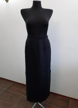 Новая юбка лен италия