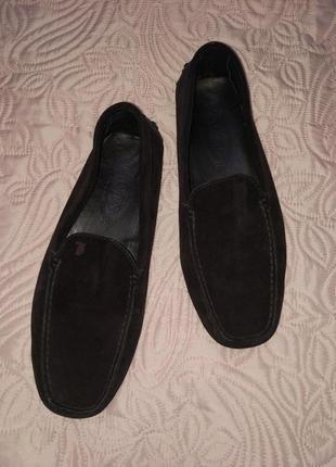 Шикарные брендовые мокасины туфли лоферы кроссовки tod's