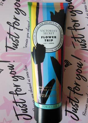 Лосьон для тела фирмы victorias secret flower trip