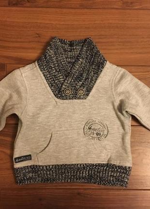 Fagottino (ovs kids) джемпер свитер на рост 74 см.