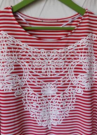 Роскошная футболка6 фото