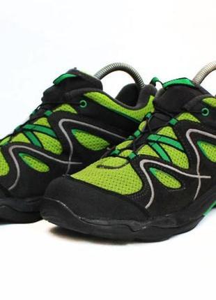 Трекинговые кроссовки salomon. размер 38