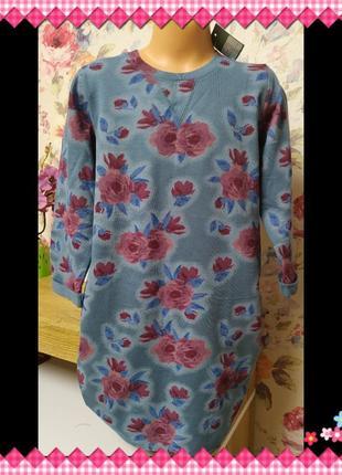 Классное платье туника pepperts на девочку 8-10лет.