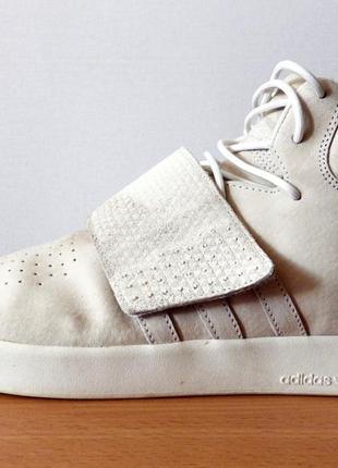 Высокие кроссовки adidas tubular invader strap оригинал