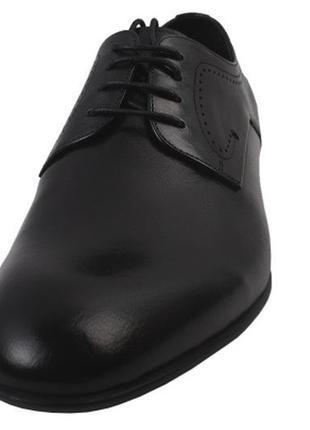 Туфли cosottinni натуральная кожа, осень 2019