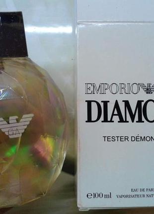 🌺оригинал 🌺100 мл парфюмерная вода armani emporio armani diamonds