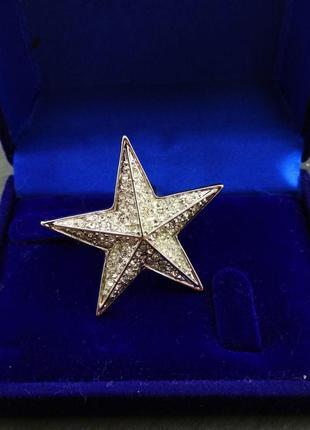 Кольцо star безразмерное