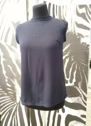 Топ футболка без рукав блуза