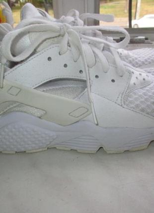 Nike air huarache white  42 р.оригинал