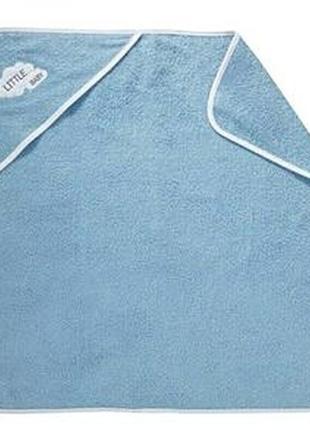 Качественное махровое полотенце уголок для купания