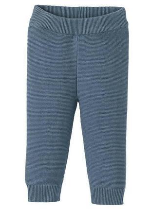 Демисезонные штаны ползунки на малыша 1-2мес